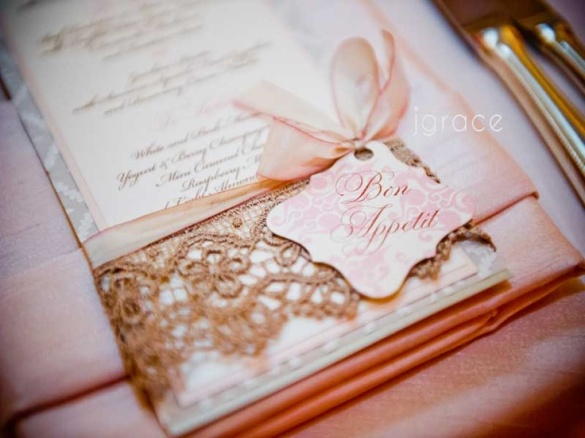 jgrace vintage french theme menu