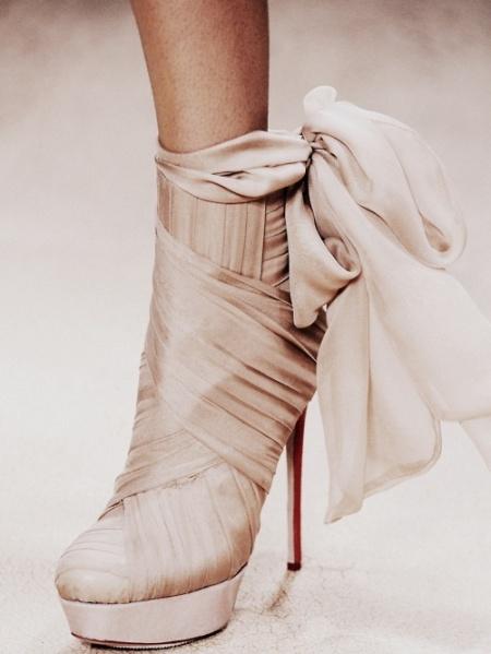 valentino silk chiffon wrap plat